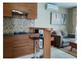 Disewakan Apartemen Cinere Bellevue 2 BR Full Furnish BARU