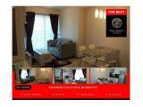 Sewa Bulanan & Tahunan Apartemen Thamrin Executive Residence – Studio / 1 / 2 / 3 BR Suite A / B Fully Furnished