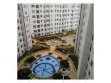 Sewa apartemen  bassura city-studio jakarta timur
