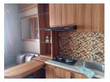 Disewakan apartemen harian mingguan dan bulanan STUDIO dan 2 kamar The Green Pramuka city Jakarta pusat