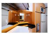 Sewa Apartemen Puri Casablanca, Jakarta Selatan – 2+1 BR 93 m2 Fully Furnished