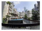 Disewakan Pearl Garden Apartment at Gatot Subroto Semanggi, View Pool, Pet Allowed