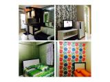 SEWA APARTEMEN: Kalibata City & Green Palace (2BR, Furnished )