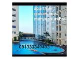 Sewa apartemen Gunawangsa Manyar Surabaya