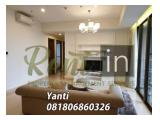 For Rent Apartment 1 Park Avenue Gandaria – 2 / 2+1 / 3 Bedrooms (All Type Available) Fully Furnished