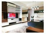 Sewa Apartemen 1 Park Residence, Jakarta Selatan – Type 2 BR 92 sqm Fully Furnished