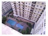 Apartemen Disewakan – Apartemen Kebagusan City Tipe Studio Full Furnished