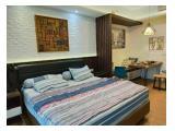 Disewakan Apartemen Kemang Village Studio Luas 43sqm