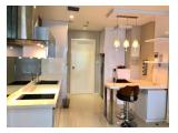For Rent apartement Casa Grande Residence 1BR luas 46 sqm Full Furnish