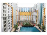 Pool View Studio Apartment Ara Residence near Gading Serpong By Travelio