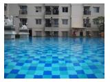 Sewa/Jual Apartment Signature Park Jakarta Selatan - Studio Furnished