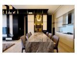 Sewa Cepat Apartemen La Vie All Suites Kuningan 2 BR Fully Furnished - Stock Terlengkap Brand New Call Westri