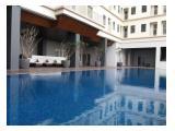 Sewa Apartemen Tamansari Mahogany Karawang - Studio Fully Furnished - Lantai Rendah - Pool View