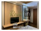 Sewa Apartemen Branz Simatupang 3 Bedroom Private Lift Fully Furnished
