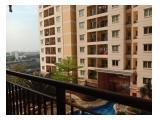 Disewakan apartemen MOI kelapa gading Jakarta Utara