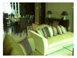 Jual / Sewa Apartemen Bellagio Mansion – 2+1 BR (111 m2) Fully Furnished + Study and Maid Room