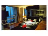 Available for Rent Ancol Mansion Apartment 1 BR Sea View Fully Furnished