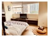 Sewa Apartemen 1 Park Residence, Jakarta Selatan – Type 2 BR 94 sqm Fully Furnished