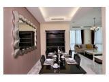 For Rent Apartemen The Peak Sudirman Jakarta Selatan – 2 / 3 / 4 BR Fully Furnished