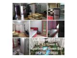 Jual 2BR UK,42 Tower E, Apartemen green bay pluit