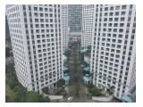 2 Bedroom Apartement @ Sudirman Park for RENT