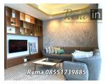 For Rent Apartment Pondok Indah Residence Ready All Type 1 / 2 / 3 Fully Furnished
