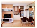Disewakan Apartemen Green Lake Sunter Tipe studio & Tipe 2 Bedroom Full Furnish / Unfurnish