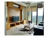 For Rent Apartment Hamptons Park Pondok Indah Ready All Type 1 / 2 / 3 BR Fully Furnished