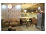 Disewakan Harian / Bulanan / Tahunan Apartemen Kelapa Gading Square (MOI) – 2 BR New Full Furnish