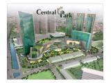 Disewakan Apartemen Central Park Residence di Jakarta Barat – 3 BR Fully Furnished