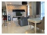 Disewakan Apartemen Senopati Suites di Jakarta Selatan – 2 / 3 Bedroom Full Furnished