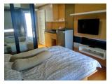 Disewakan Apartemen Greenlake Sunter - 2 BR dan Studio Fully Furnished - Tower 1 dan 2