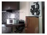 Disewakan Apartemen Gateway Ahmad Yani Bandung Bulanan /Tahunan tipe studio