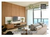 For Rent Apartment Anandamaya Residence Sudirman 2 Bedroom Suite With Balcony High Floor Ready To Move In Anytime