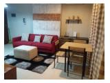 Disewakan Apartment Kemang Mansion -Jakarta Selatan – Studio, 1, 2, 3 BR, Furnished With Balcony - Best Price