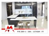 disewakan apartemen Pondok Indah Residence, 2 BR + 1, Fully Furnished, Brand new with cozy design interior, by Malago Project