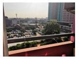 Apartemen Disewakan - Cozy Studio Apartment Green Pramuka Lantai 6