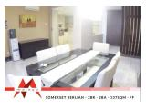 Disewakan Apartemen Somerset Berlian – 2 Bedrooms, Fully Furnished, homey, by Malago Project