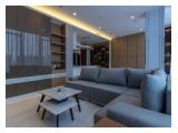 Sewa / Jual Apartment Pondok Indah Residence, 1/2/3 BR, Fully Furnished, New, Luxurious Uni