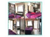 Menyewakan  Unit Apartemen Margonda Residence 3 Harian/Mingguan/Bulanan/Tahunan