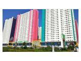 Disewakan Apartemen Green Pramuka TIpe Studio Eksklusif