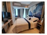 Apartment Anderson studio full furnished mewah bisa mingguan dan bulanan