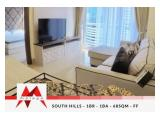 Sewa Apartemen South Hills Kuningan – Brand New, 1 BR, Fully Furnished, by Malago Project