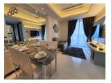 Apartemen Disewakan - Casa Grande Chianti Tower 2BR - 67m² Furnished Pool View Kota Kasablanka