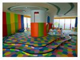 Sewa / Jual Apartemen Menteng Park Studio Full Furnished Lantai & View Pilihan HOKI !!!