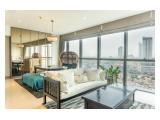 Dijual / Disewakan Apartemen Casa Domaine Jakarta Pusat (Shangri-La Hotel Area) – Brand New 2 & 3 BR Luxurious Design