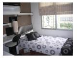 Sewa / Jual Apartement Casablanca Mansion - 3+1 BR Type Burgundy Fully Furnished