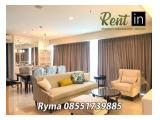 For Rent Apartment Setiabudi Sky Garden 3 Bedrooms Fully Furnished Ready To Move In