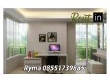 For Rent Apartment The Royale Springhill Residence Ready All Type 1 / 2 / 3 Bedroom Furnished Ready To Move In