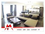 Disewakan Apartemen Verde Residence – 2 BR, Fully Furnished, Pet Friendly, Spacious – by Malago Project